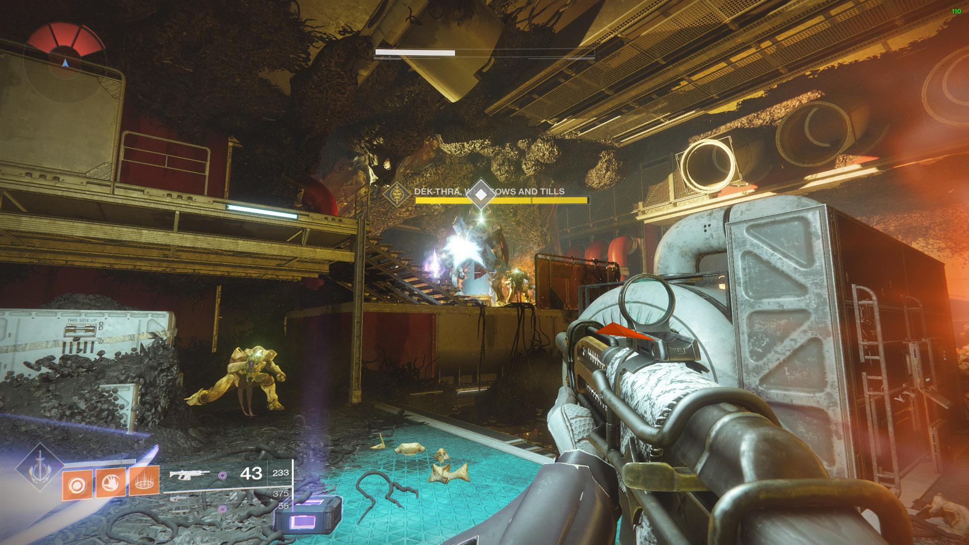 Destiny 2 Exodus Evacuation Clearing the Decks