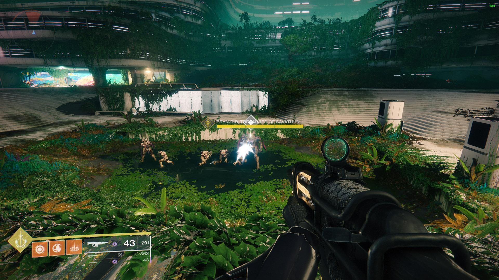 Destiny 2 Exodus Evacuation Asset Interception