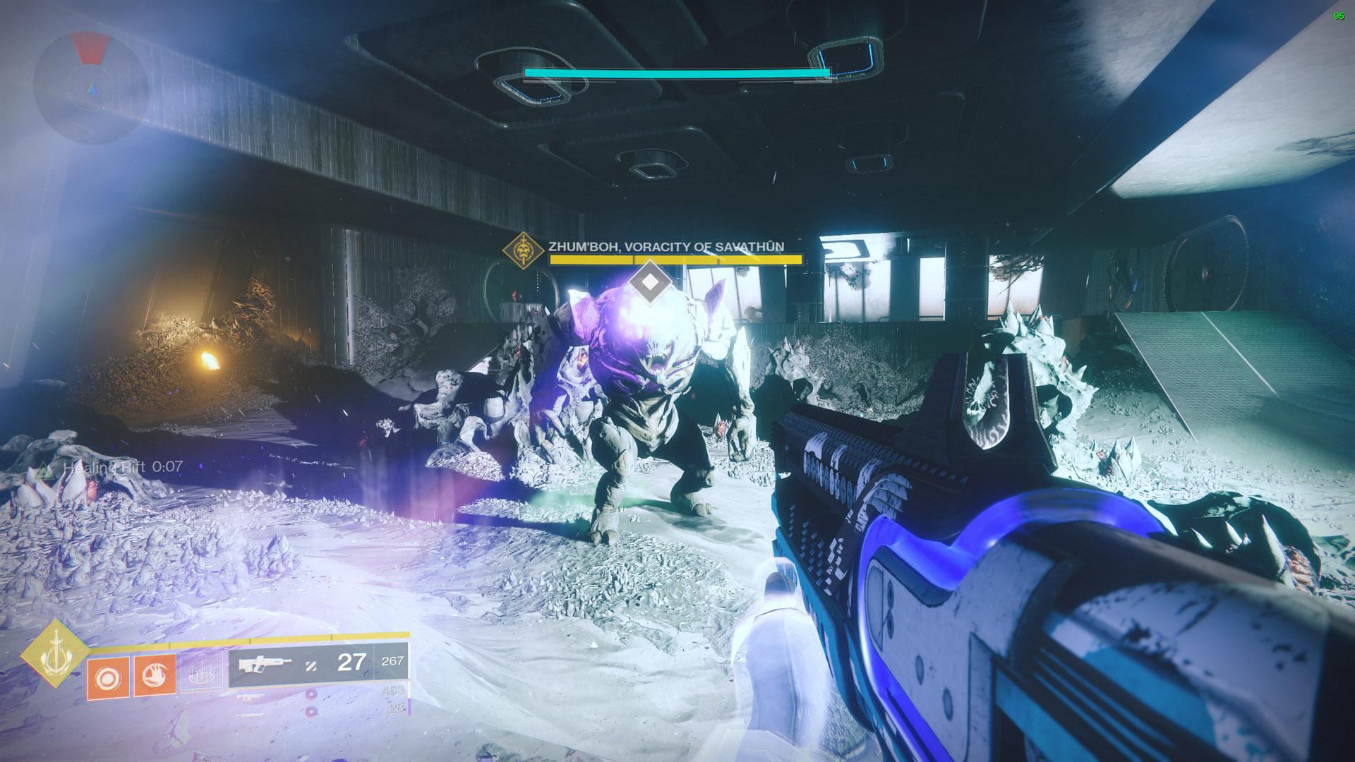 Destiny 2 Exodus Evacuation Zhum Boh