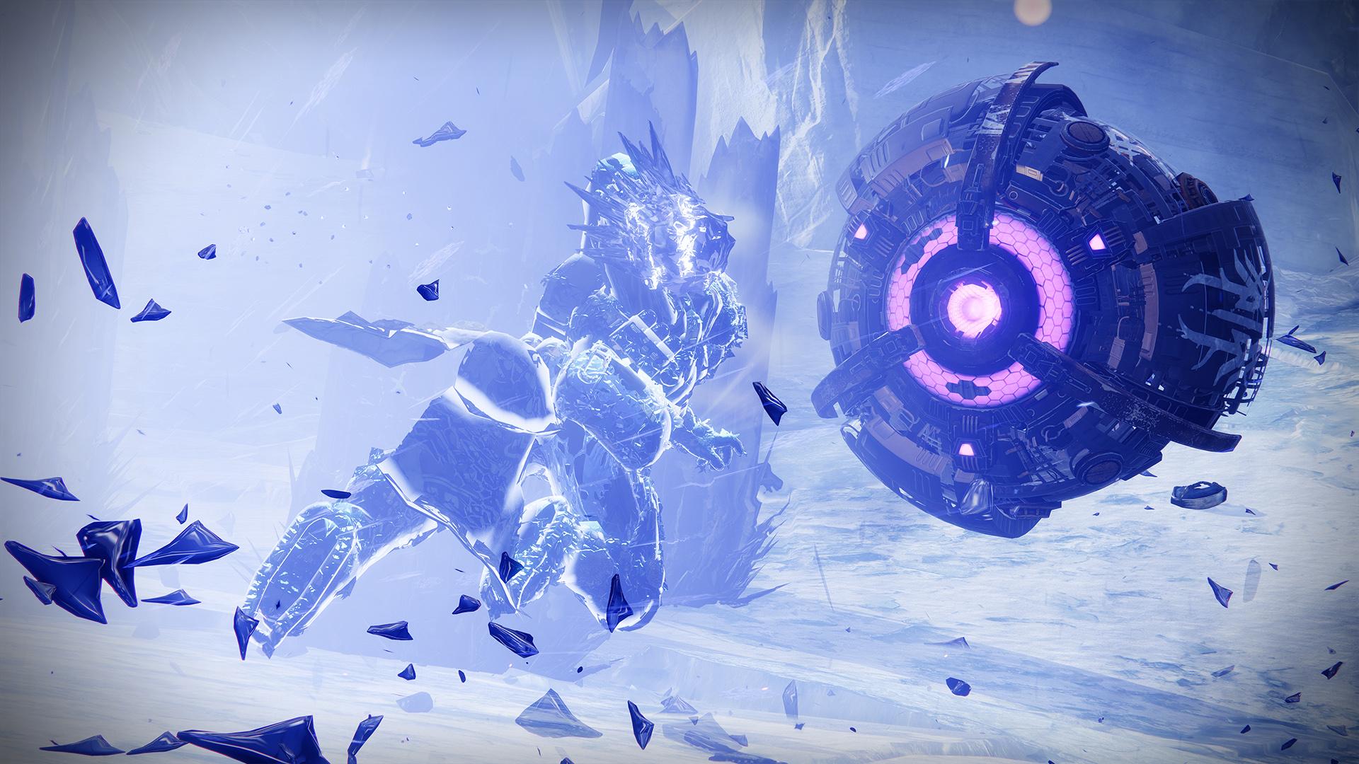Destiny 2 Behemoth Titan super