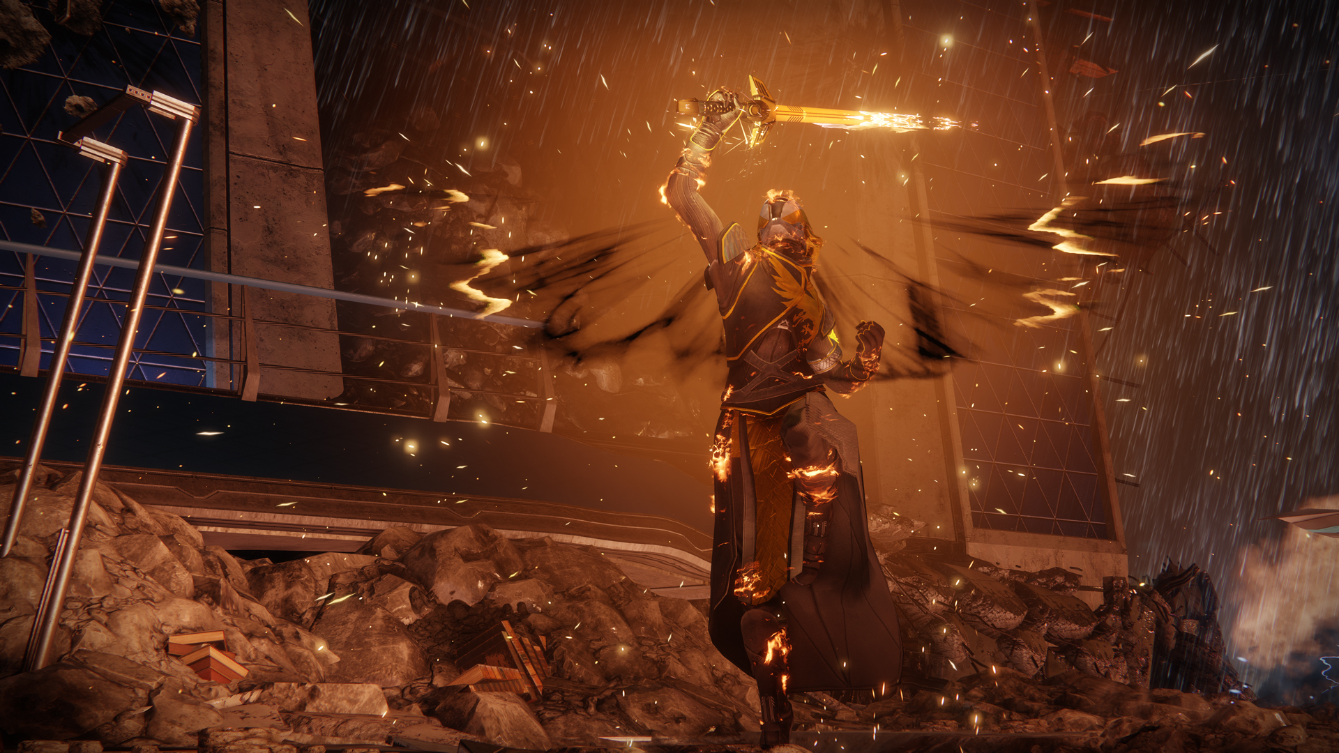 destiny 2 what class to play first Warlock