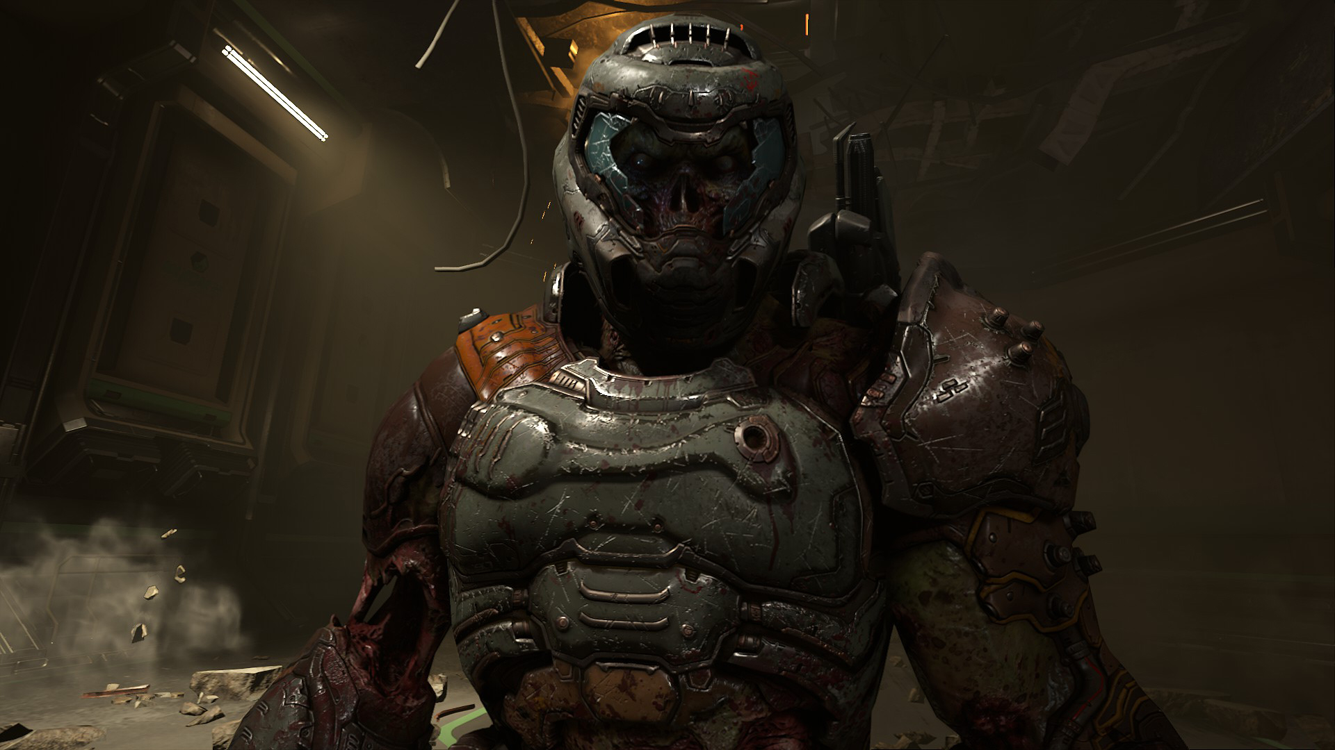 Doom Eternal is an excellent use case for HDMI 2.1 with its high frame rates and HDR support.