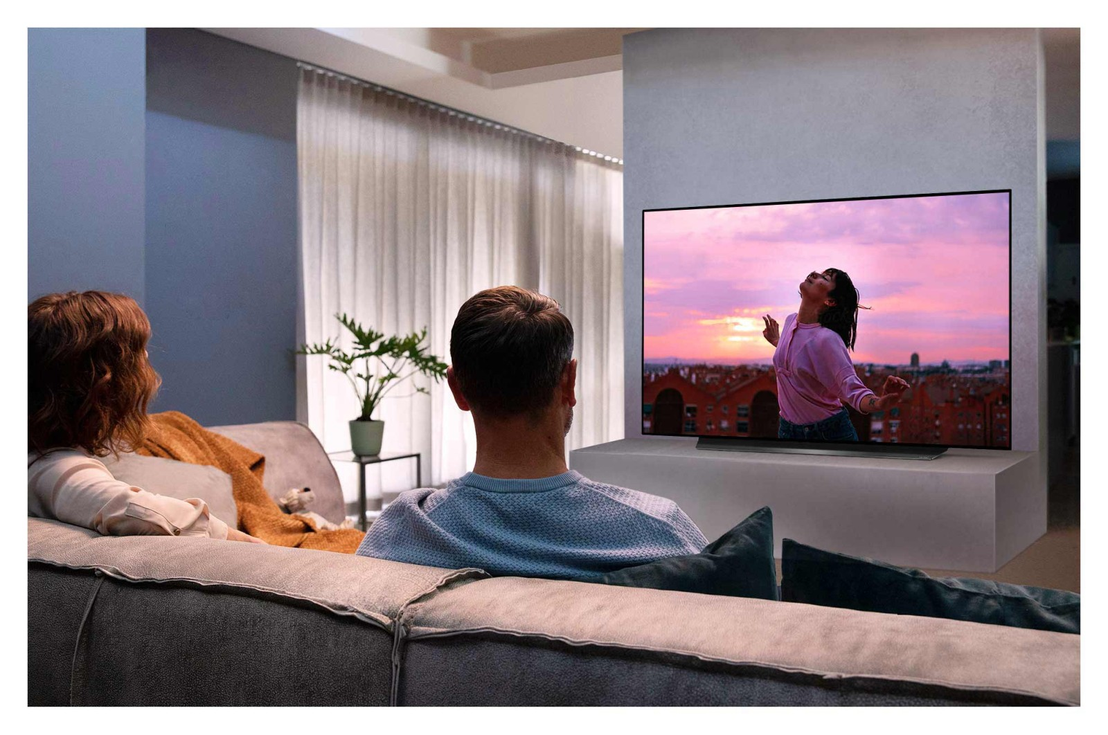 LG OLED TVs were among the first to market with HDMI 2.1 features.