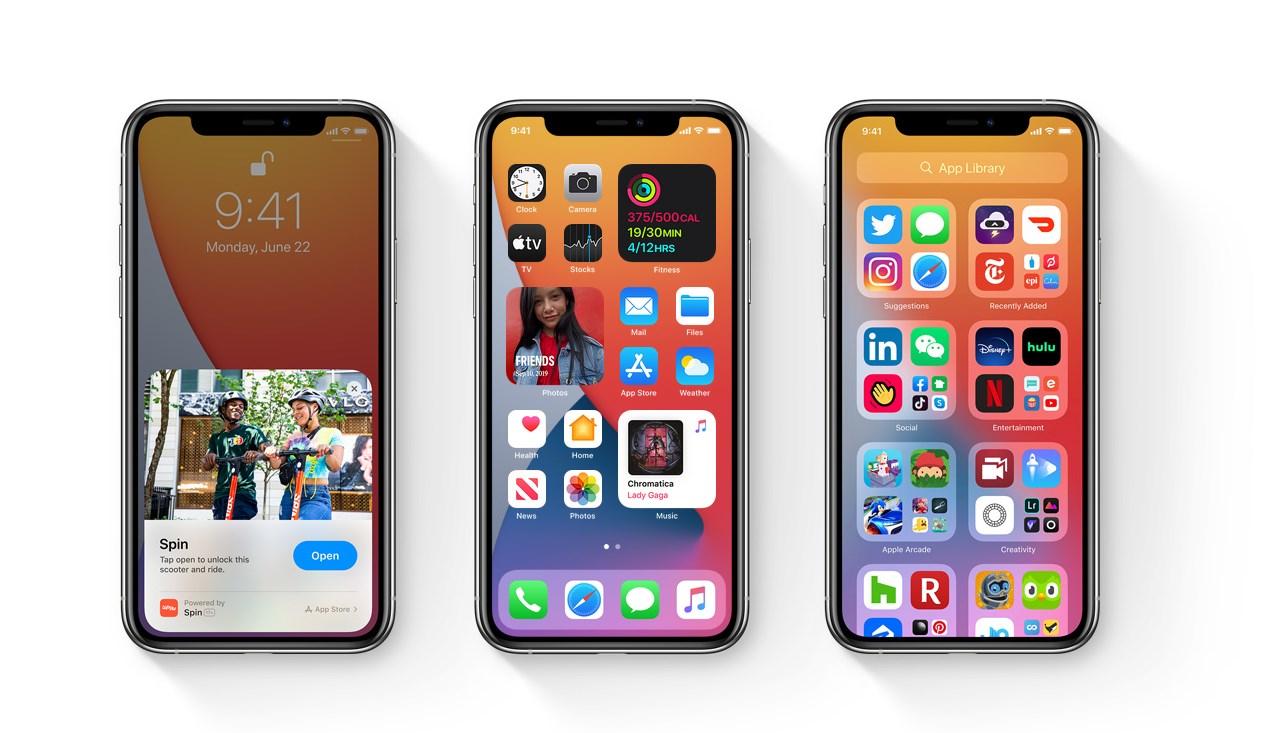ios 14 apple release info