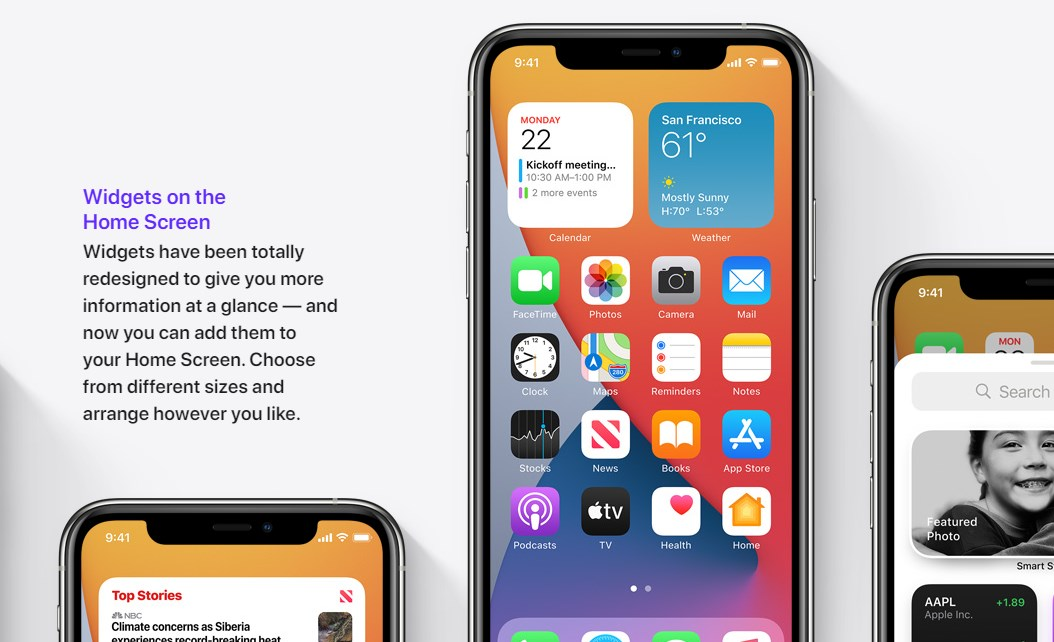 apple ios 14 release date