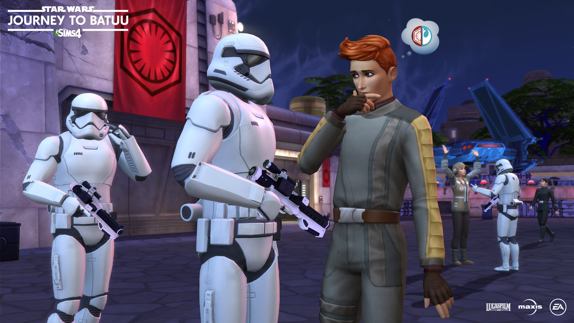 Sims 4 Journey to Batuu Review