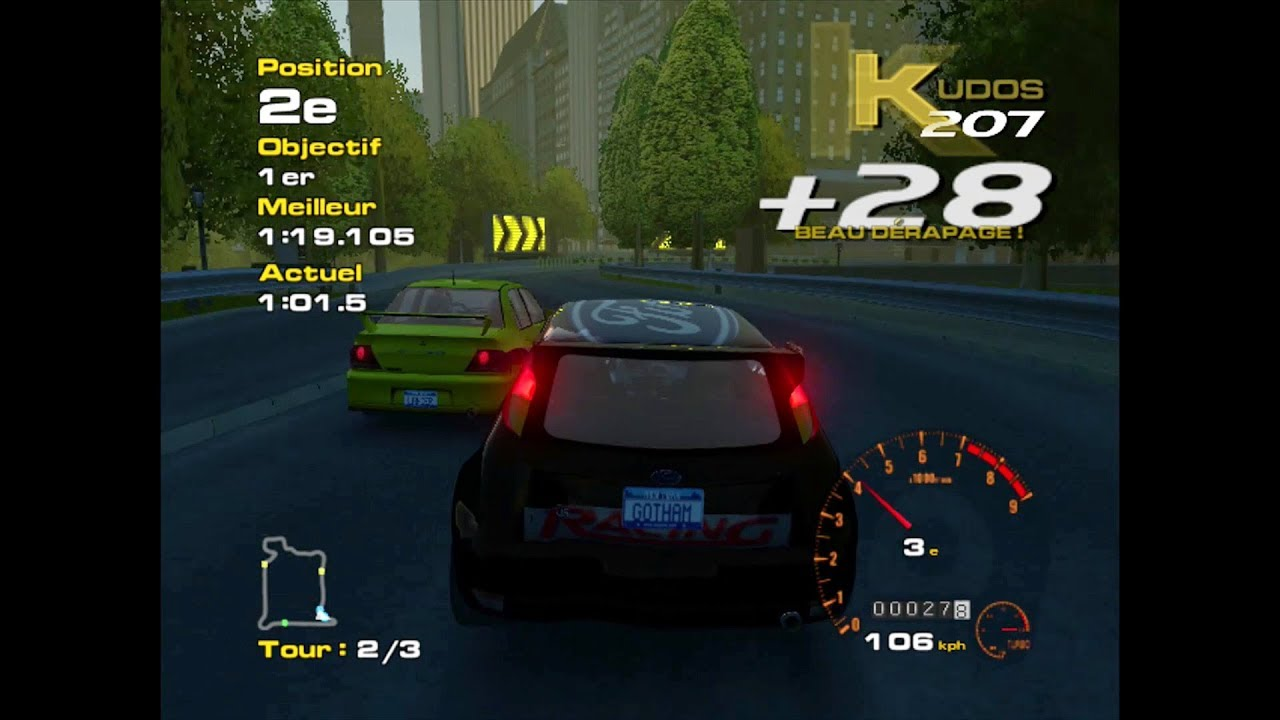 Project Gotham Racing.