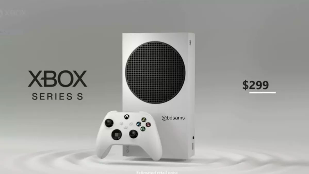 Xbox Series S price design release date