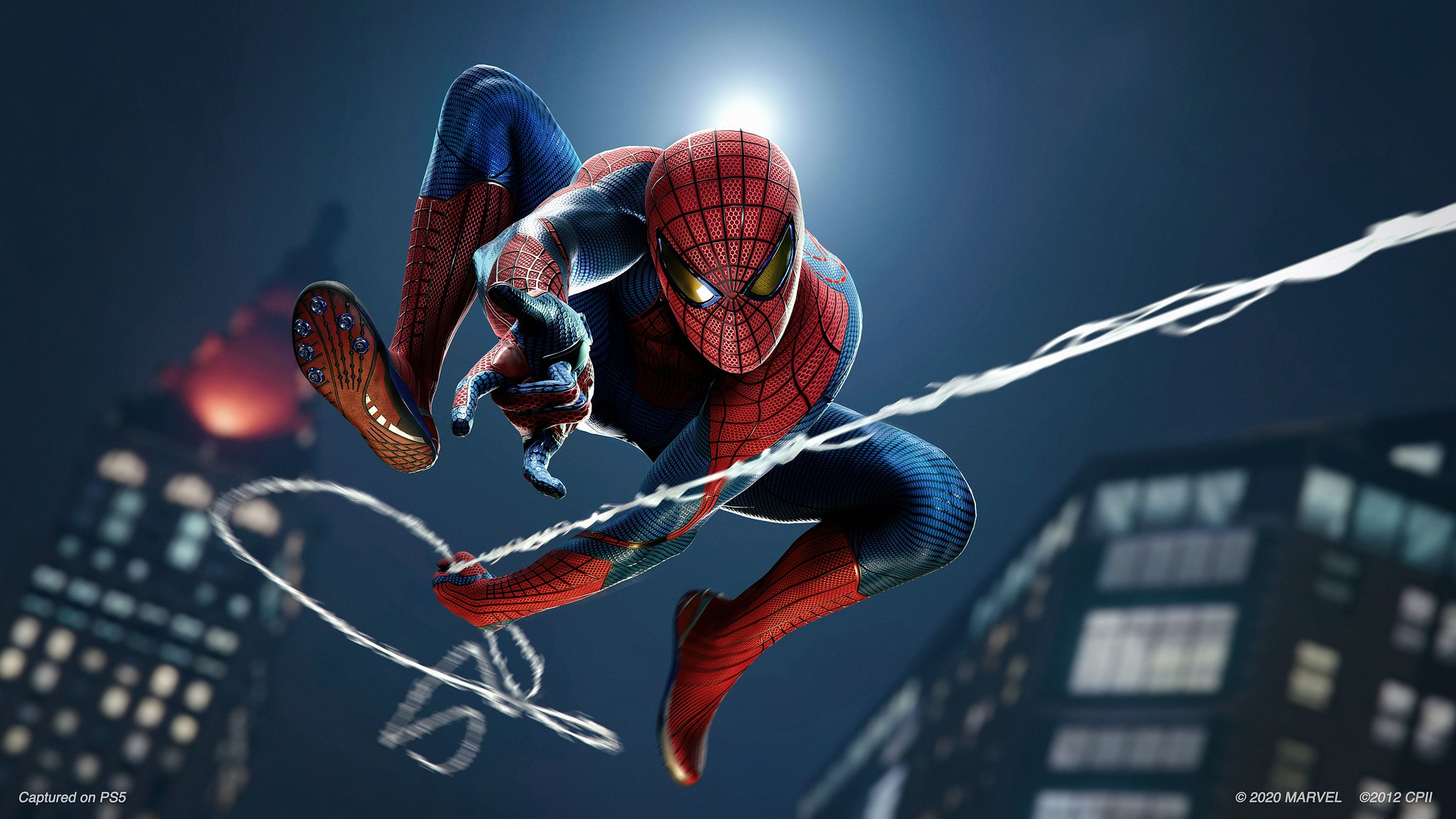 Marvel's Spider-Man Remastered for PS5 will change Peter's face
