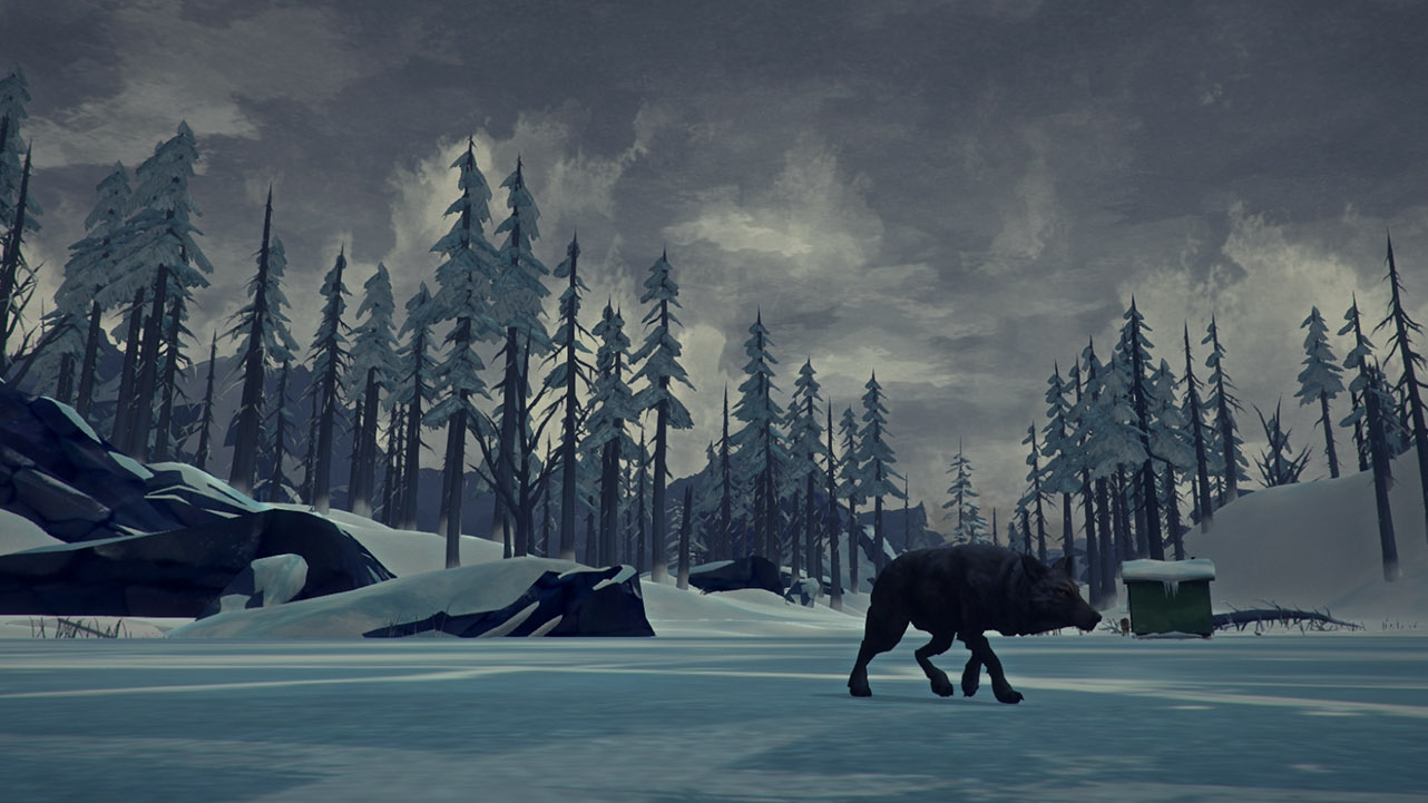 the long dark halloween - 4 days of night event