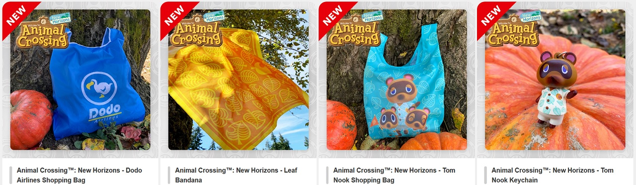 The new Animal Crossing: New Horizons physical rewards on My Nintendo are available now, but only as long as supplies last.