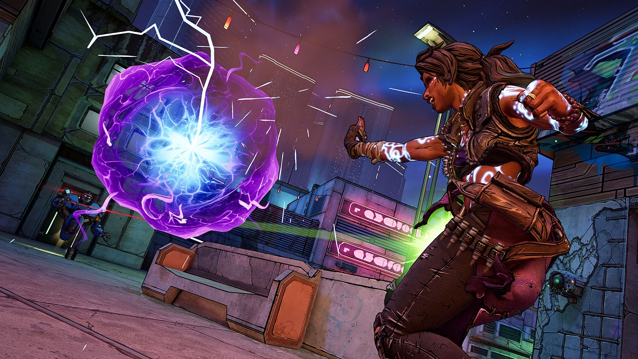 Amara's Phaseflare action skill and FL4K's Gravity Snare action skill seem built towards area of effect damage and displacement of groups for their new skill trees in Borderlands 3 Designer's Cut.