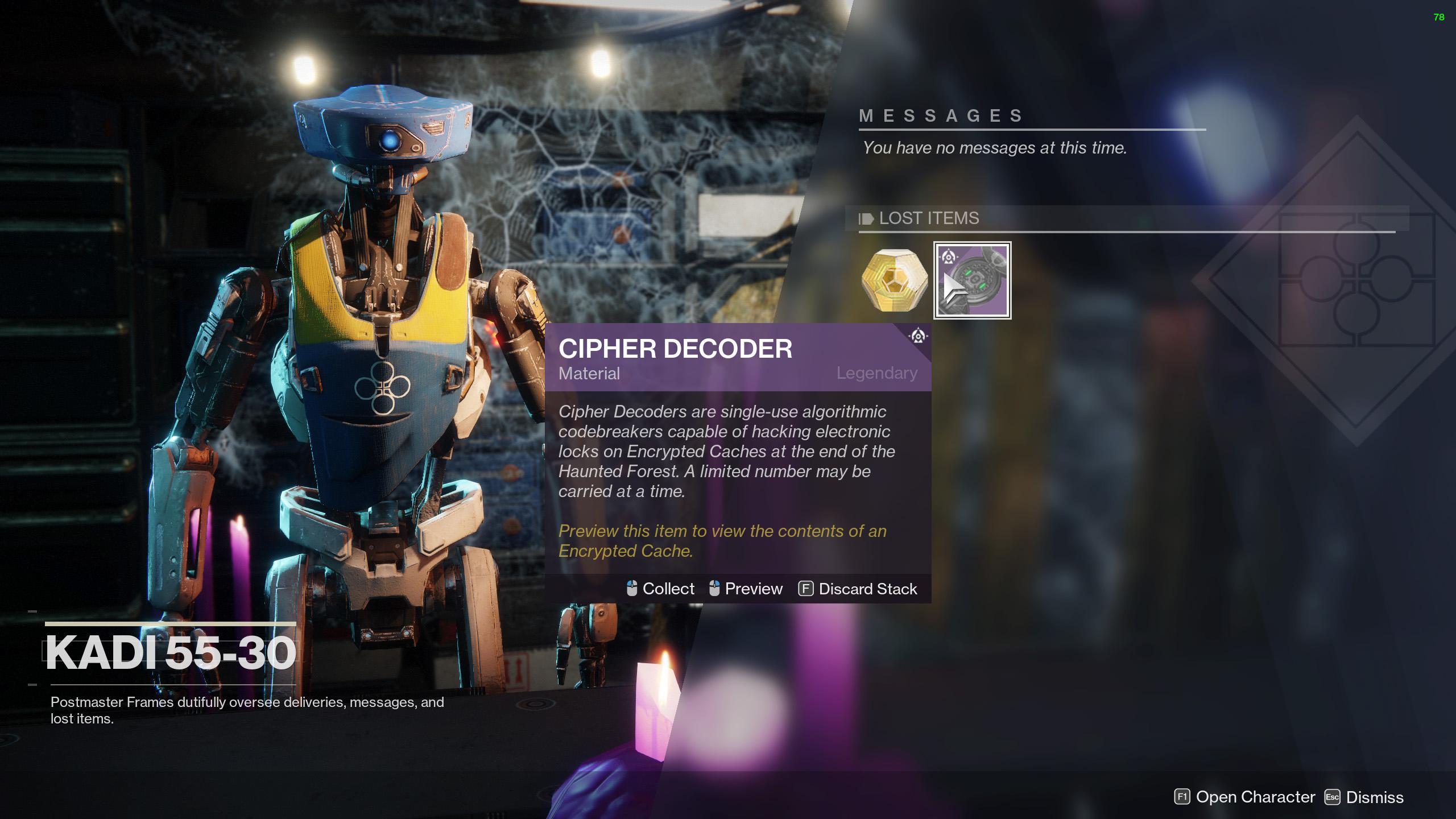 cipher decoder destiny 2