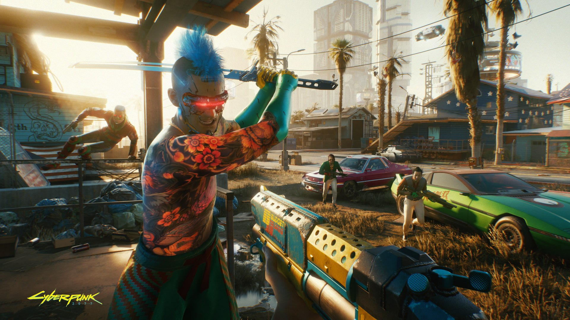 Cyberpunk 2077 has been delayed to December 10th