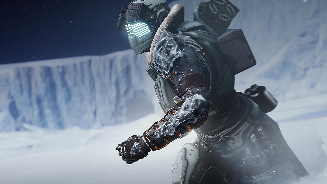 destiny 2 beyond light exotics Icefall Mantle
