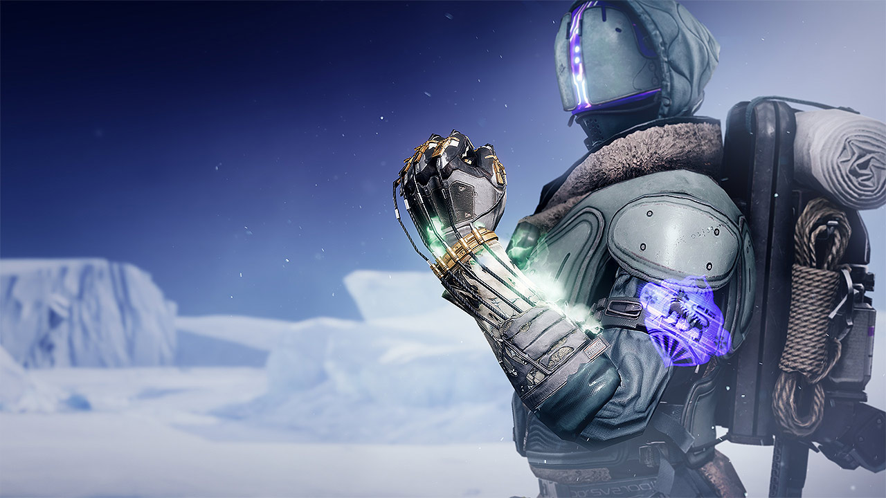 destiny 2 beyond light exotics Necrotic Grip