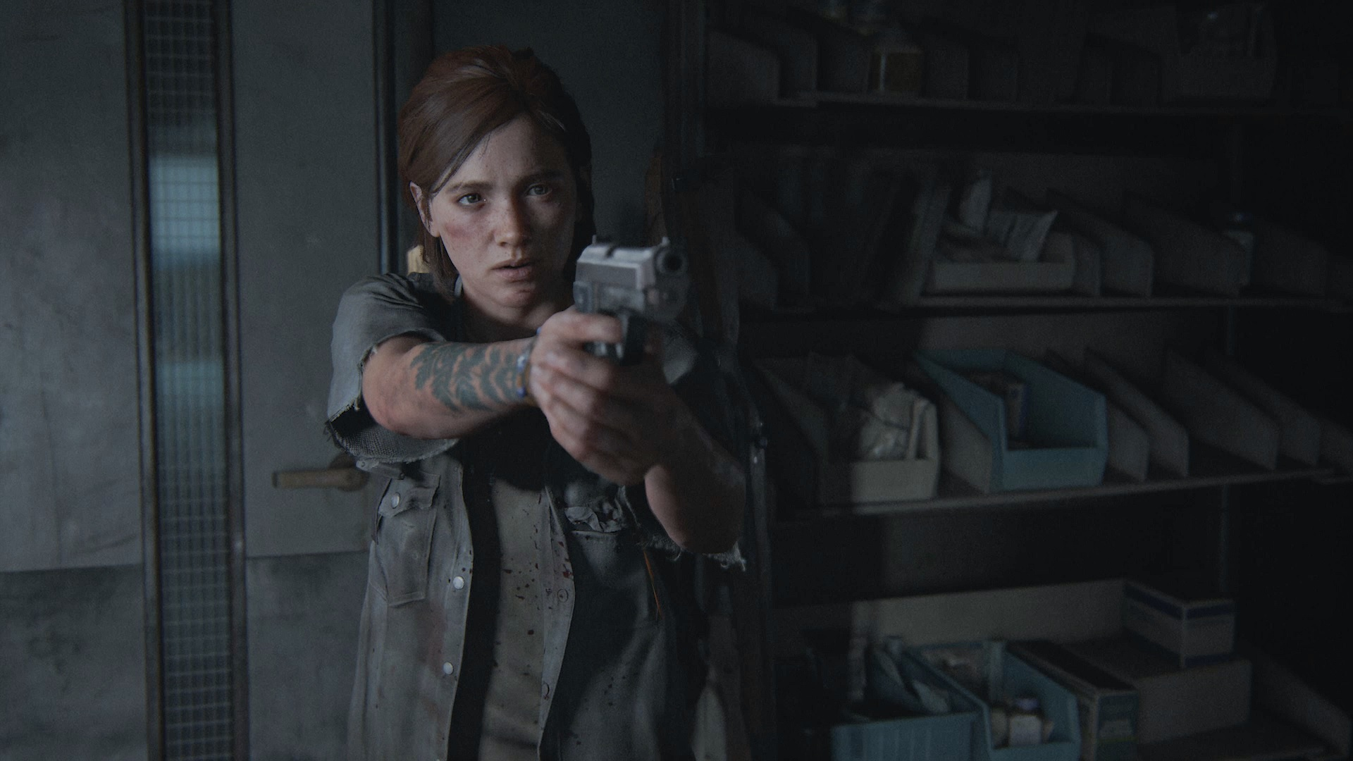 Best Ps4 games of 2020 - Tlou2