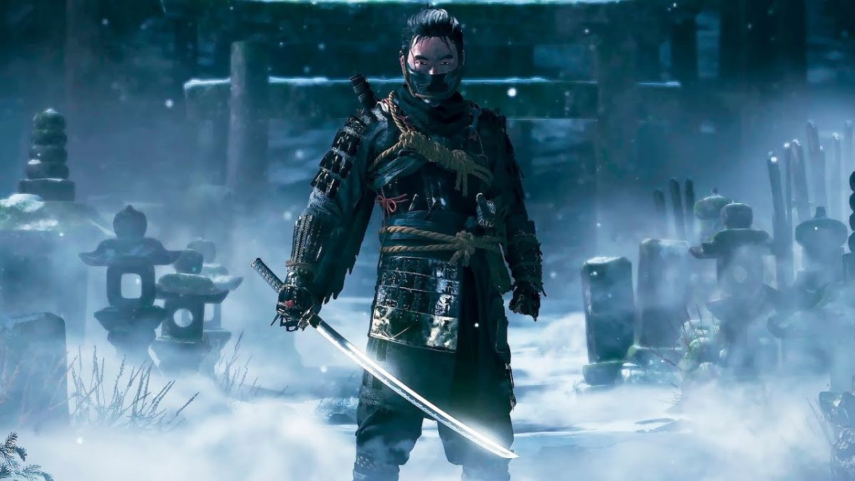 Best Ps4 games of 2020- Ghost of Tsushima
