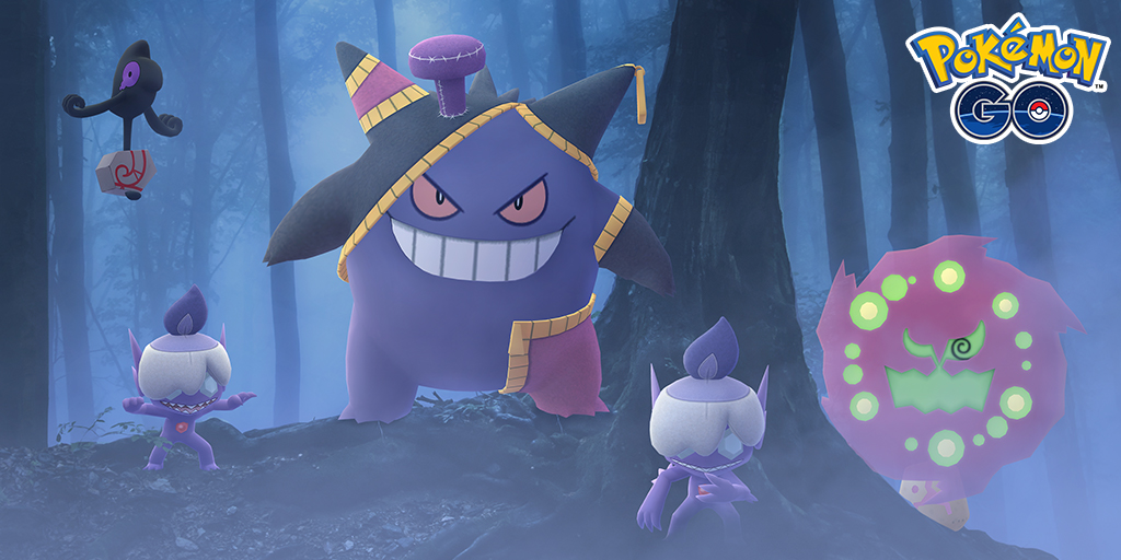 Pokemon go update for October