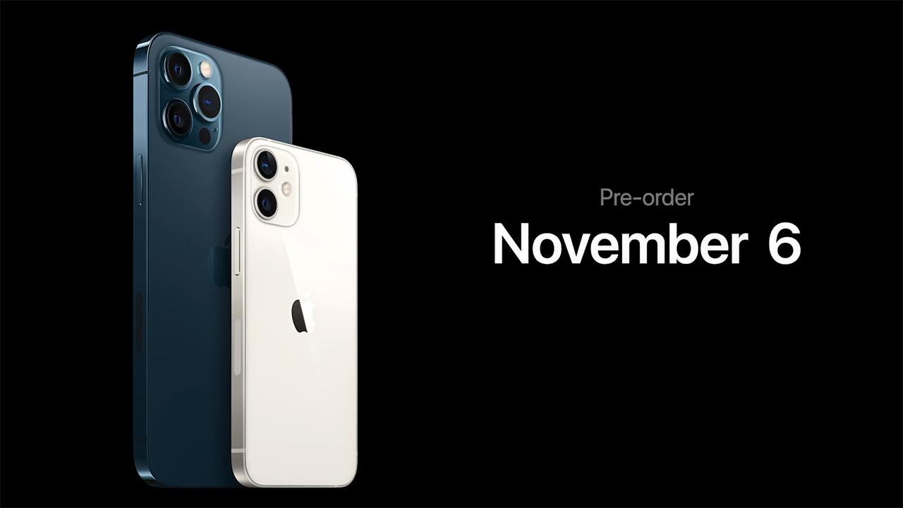iPhone 12 preorder, price, specs