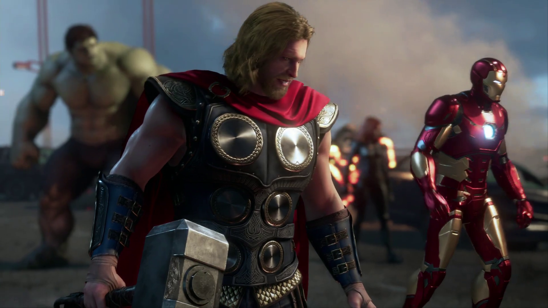 Marvel's Avengers PS5 And Xbox Series X Upgrade Release Delayed To 2021