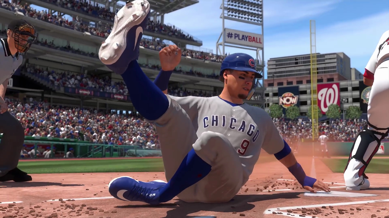 Best Ps4 games of 2020 - MLB: The Show 20
