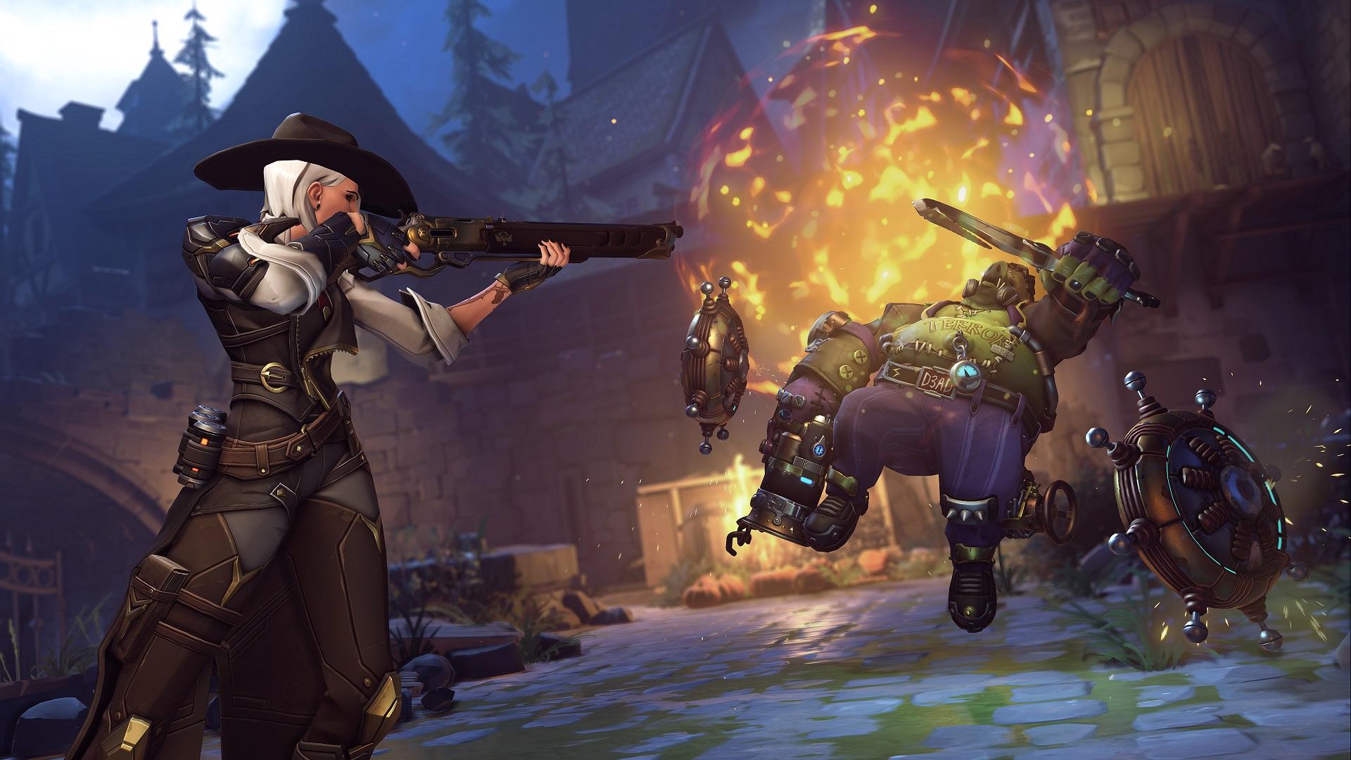 Overwatch Halloween Terror begins on October 13