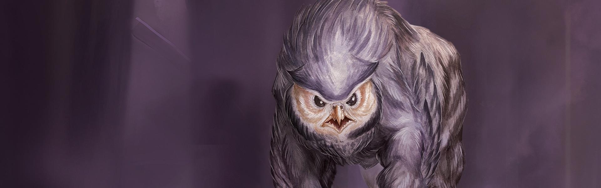 AN Owlbear