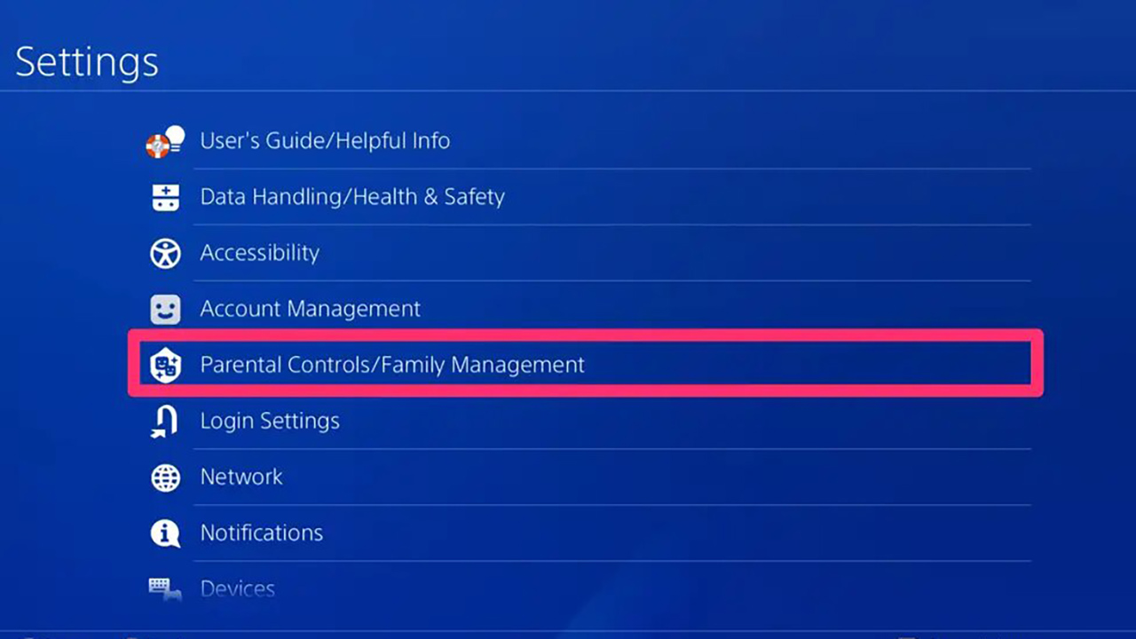 PS4 Parental Controls get a facelift in update 8.00