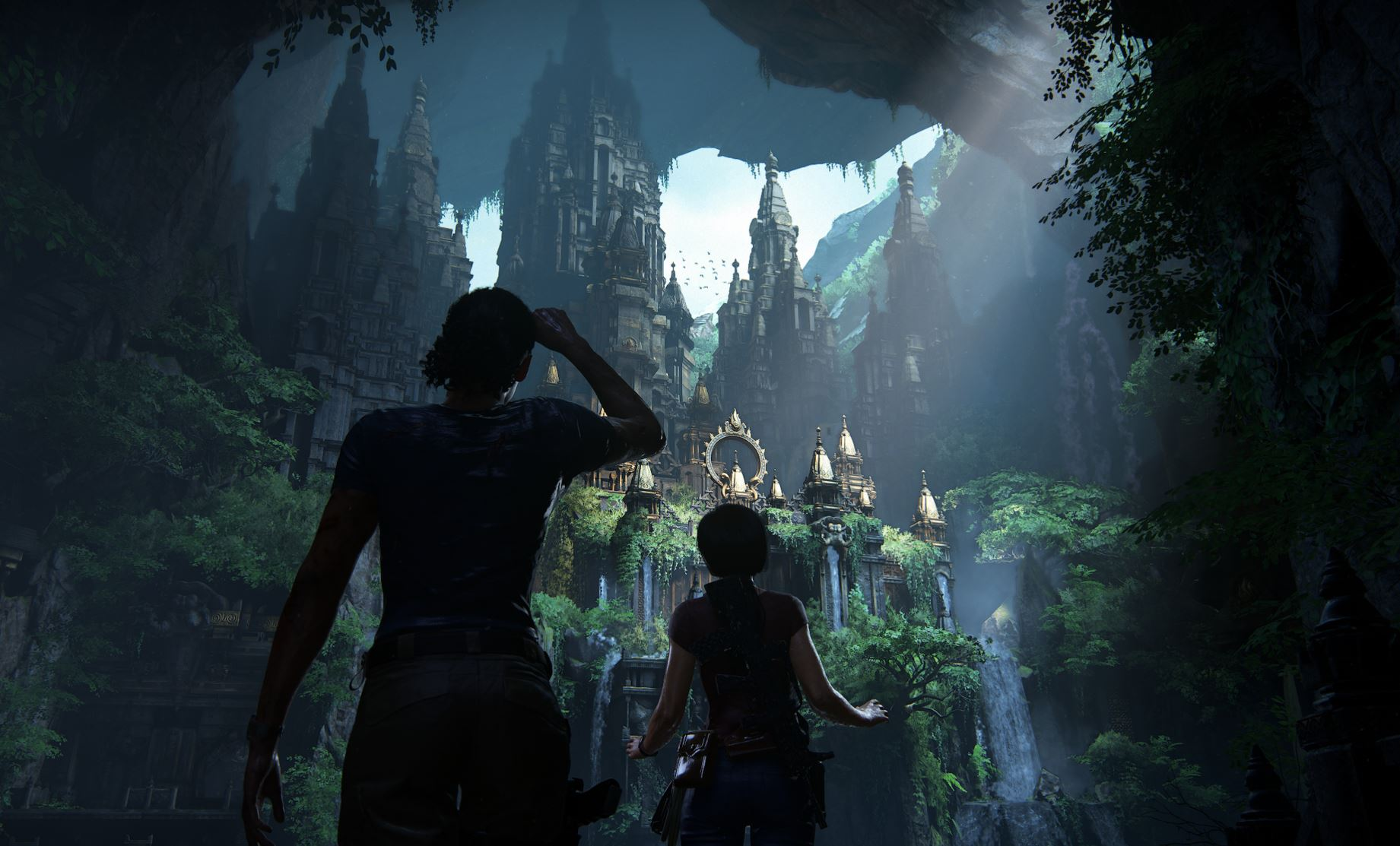 PS4 hits like Uncharted: Lost Legacy will be playable on PS5 via backwards compatibility.