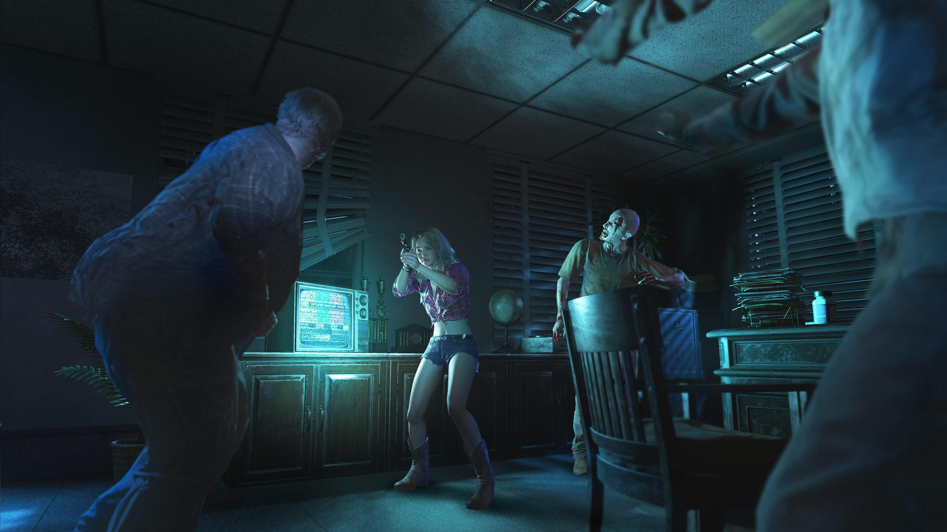 Best Ps4 games of 2020 - Resident Evil 3 remake