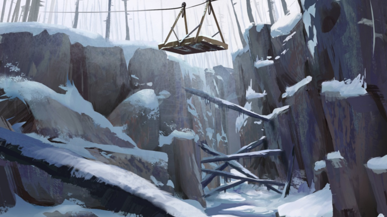 We don't know much about The Long Dark's new Ash Canyon region yet, but it's coming in a December update and Hinterland Studio should be showing it off in further detail soon.