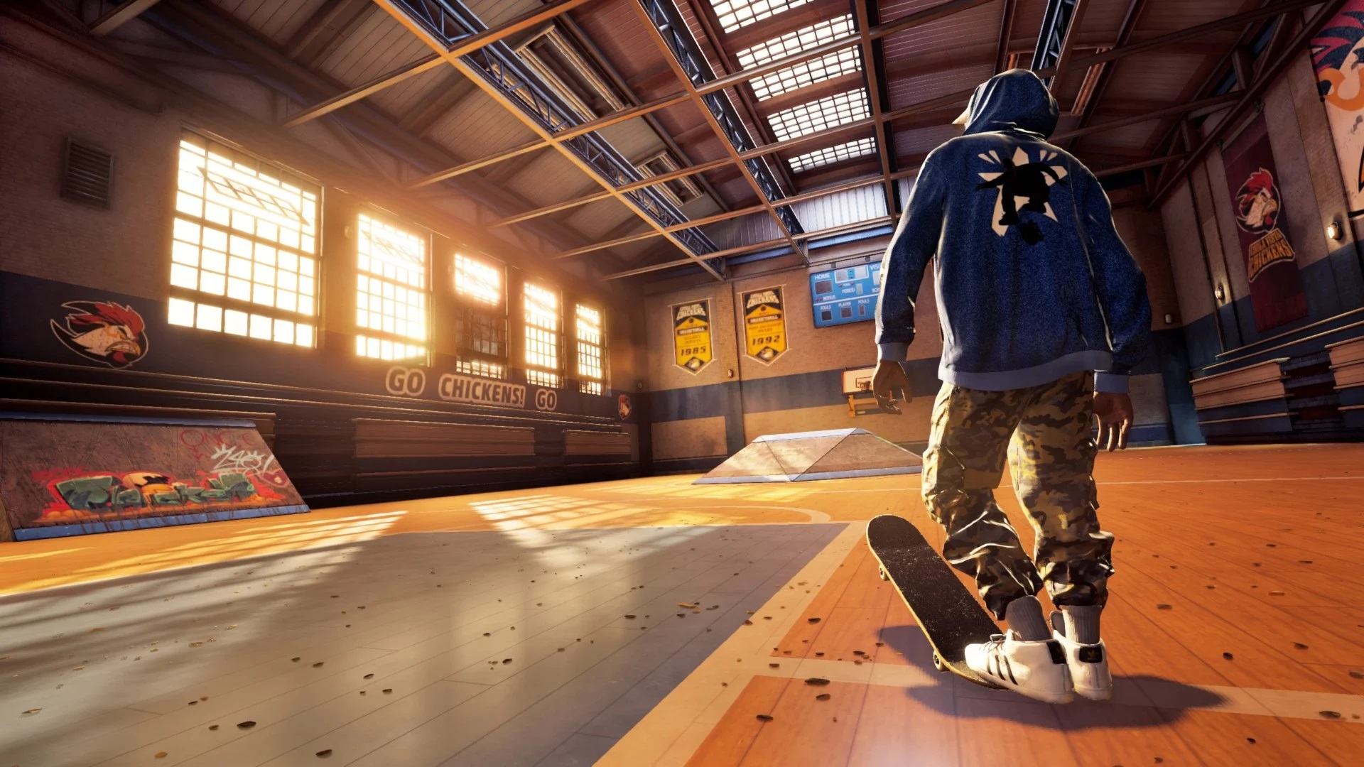 Best Ps4 games of 2020 - Tony Hawk's Pro Skater 1 + 2