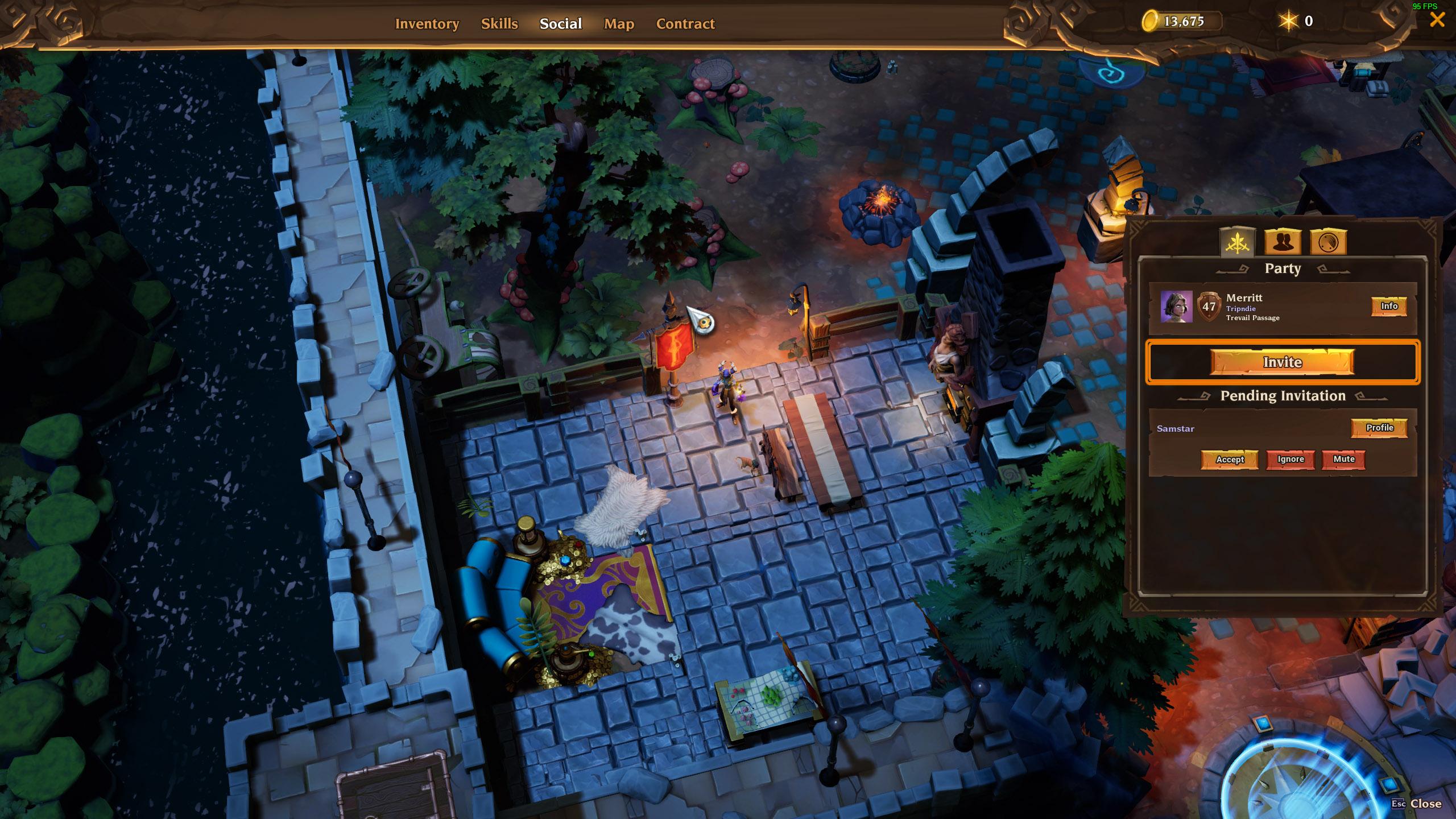 torchlight 3 multiplayer