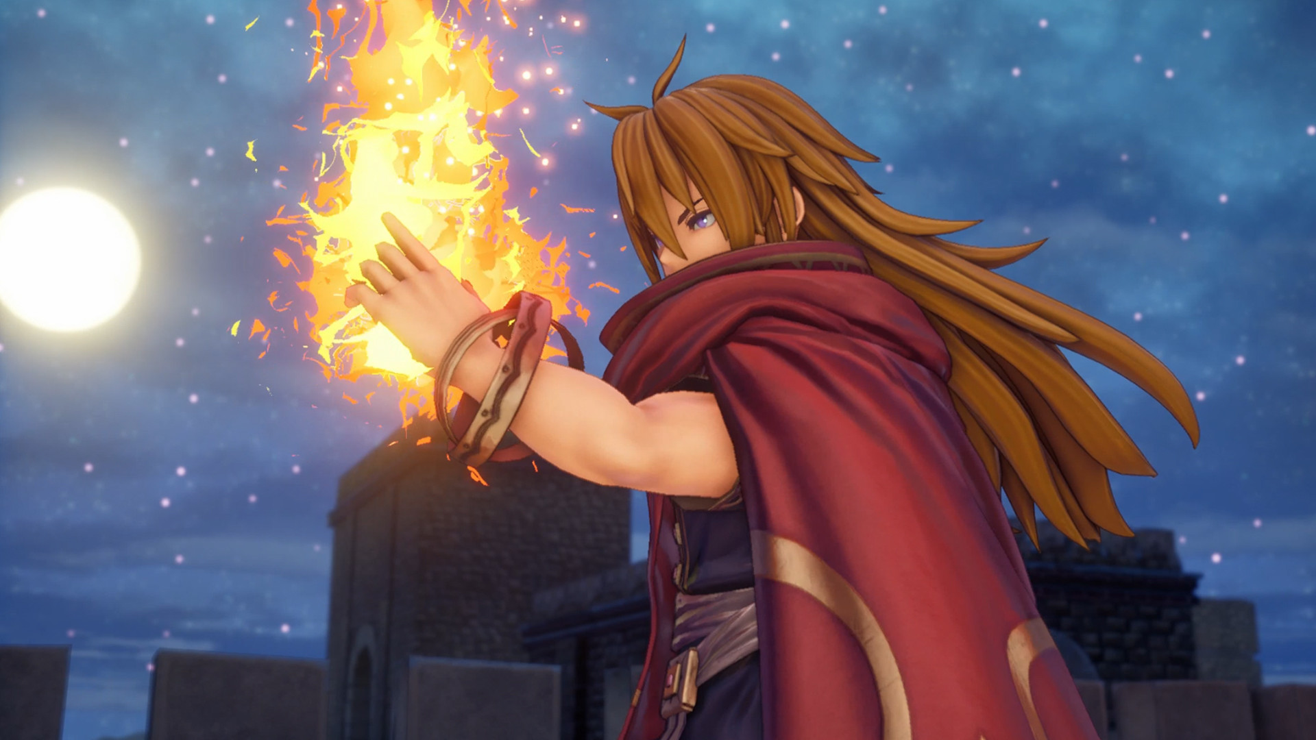 Best Ps4 games of 2020 - Trials of Mana
