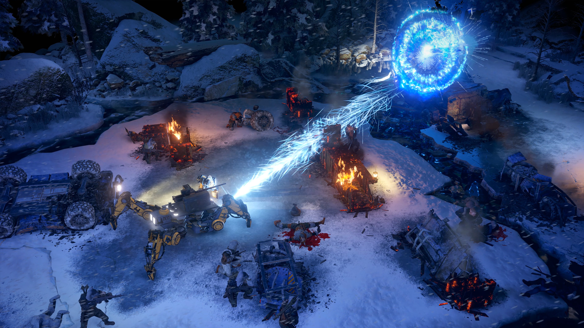 Best PS4 games 2020 - Wasteland 3