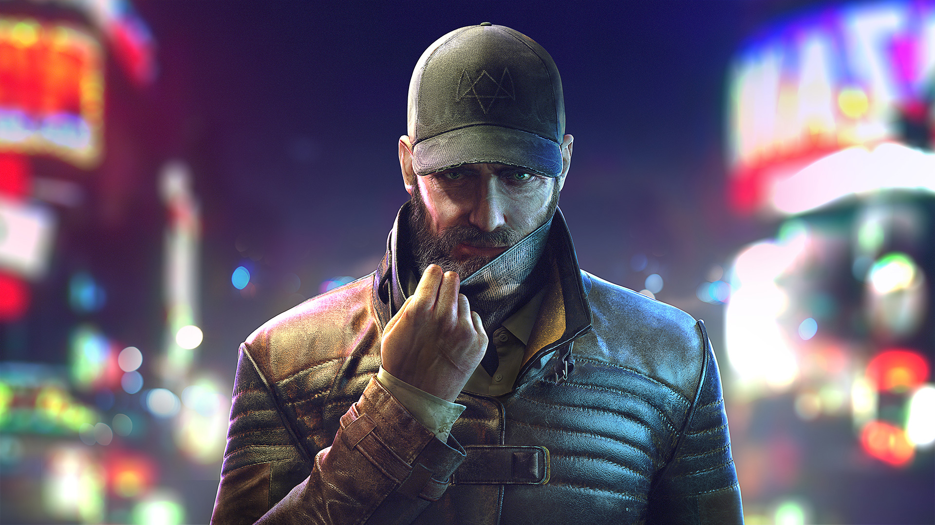 voice actors and cast list - Watch Dogs: Legion - Aiden Pearce