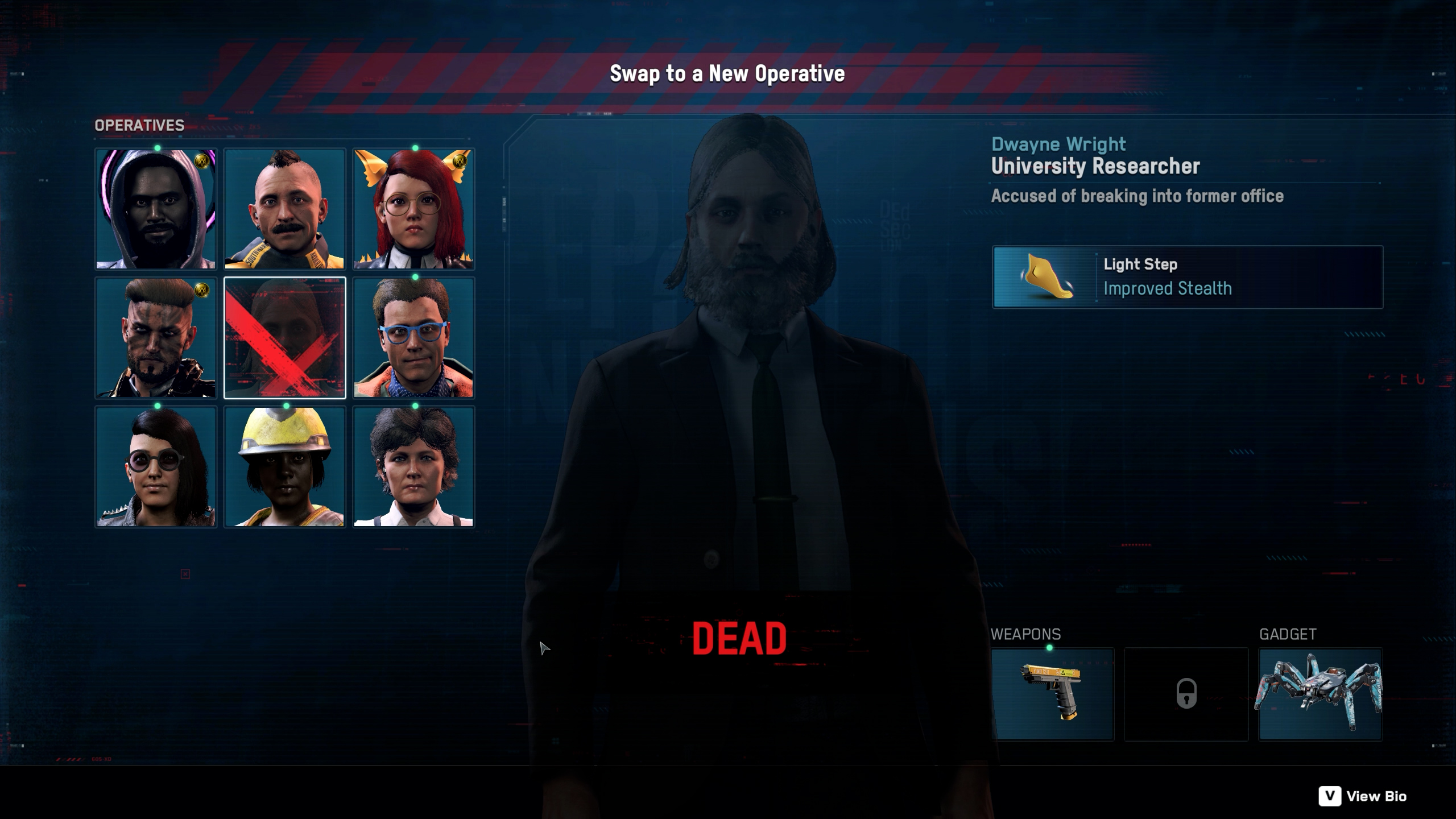 What is permadeath mode - watch dogs legion