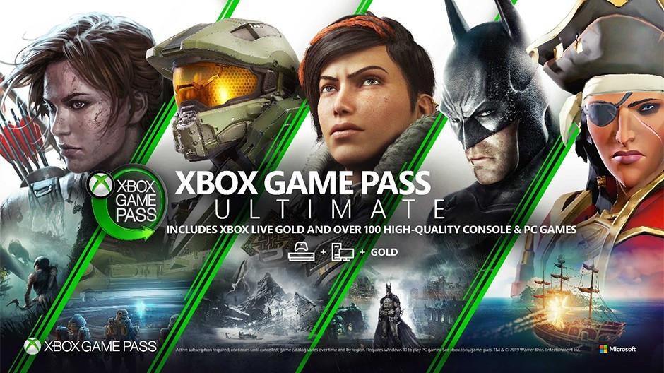 xbox game pass on iOS