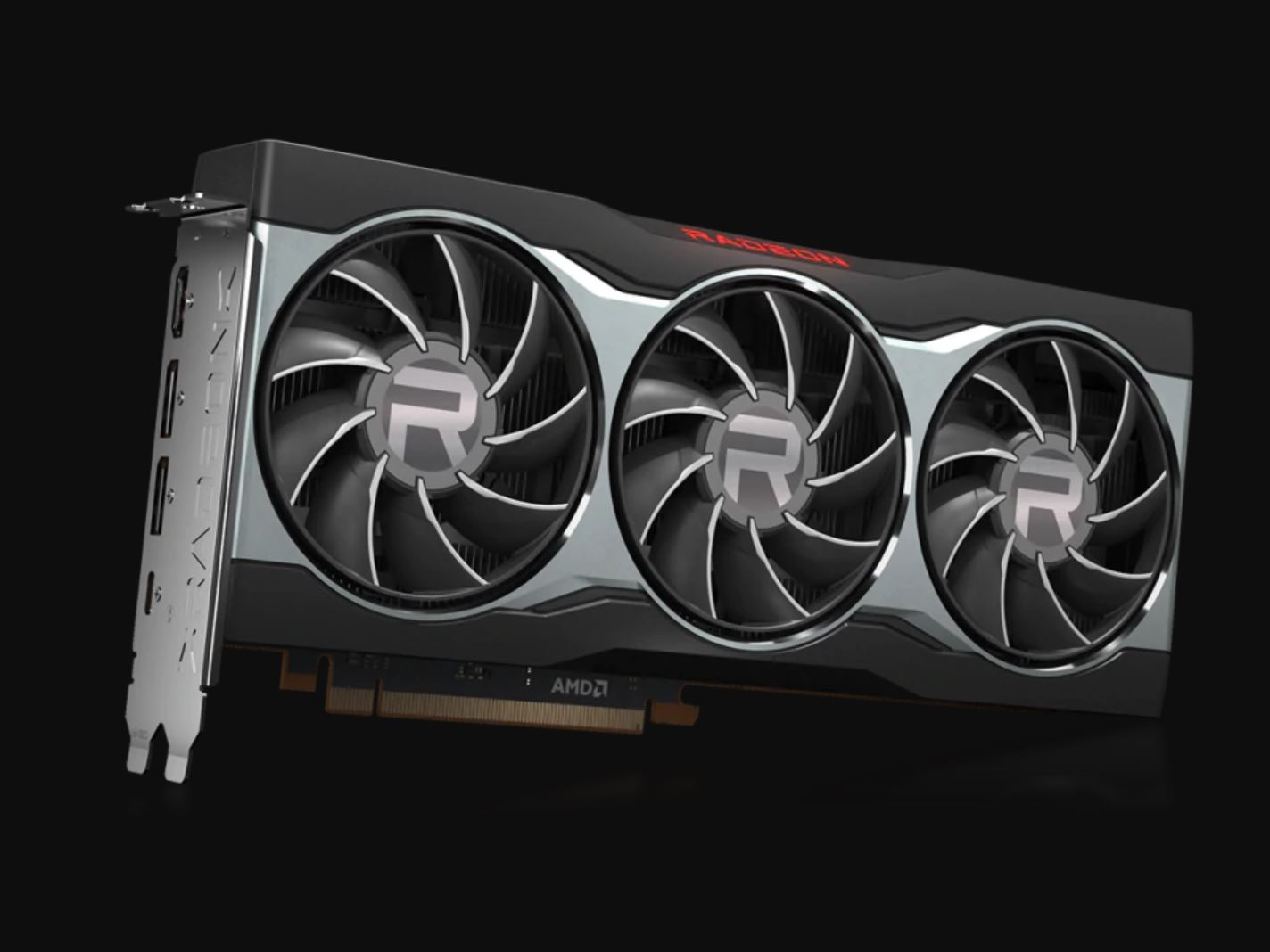 While the RX 6800 series reference cooler runs a bit louder and warmer than NVIDIA's FE cooling solution, it is a major improvement over previous AMD designs.