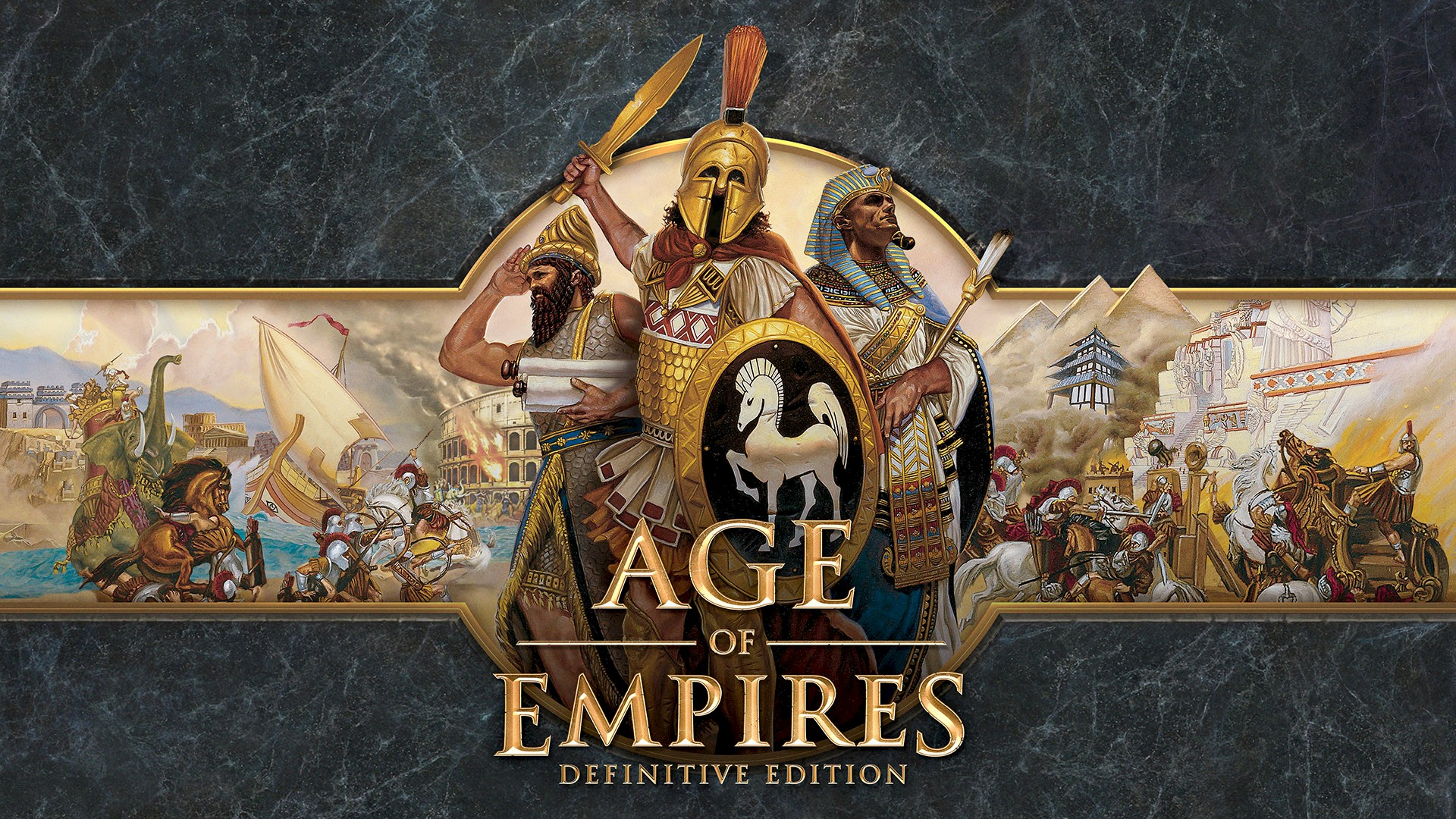 Age of Empires: Definitive Edition.