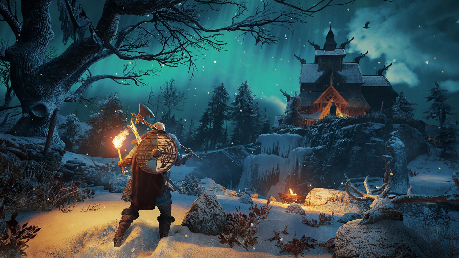 Xbox controls - Assassin's Creed Valhalla