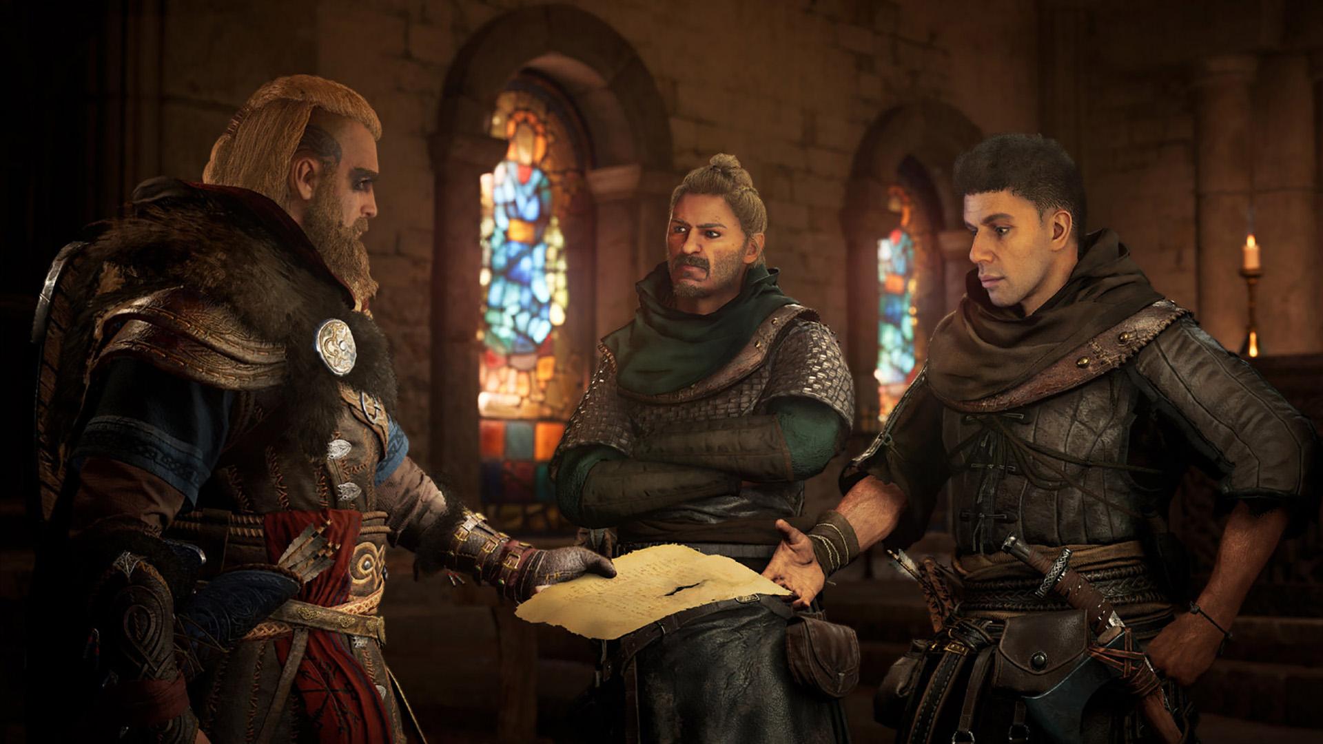PlayStation controls - Assassin's Creed Valhalla