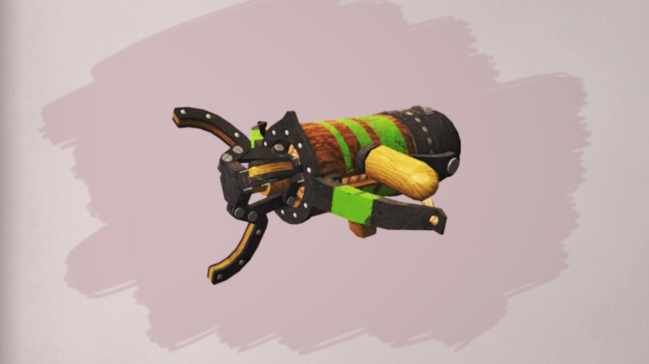 bugsnax all tools snakgrappler
