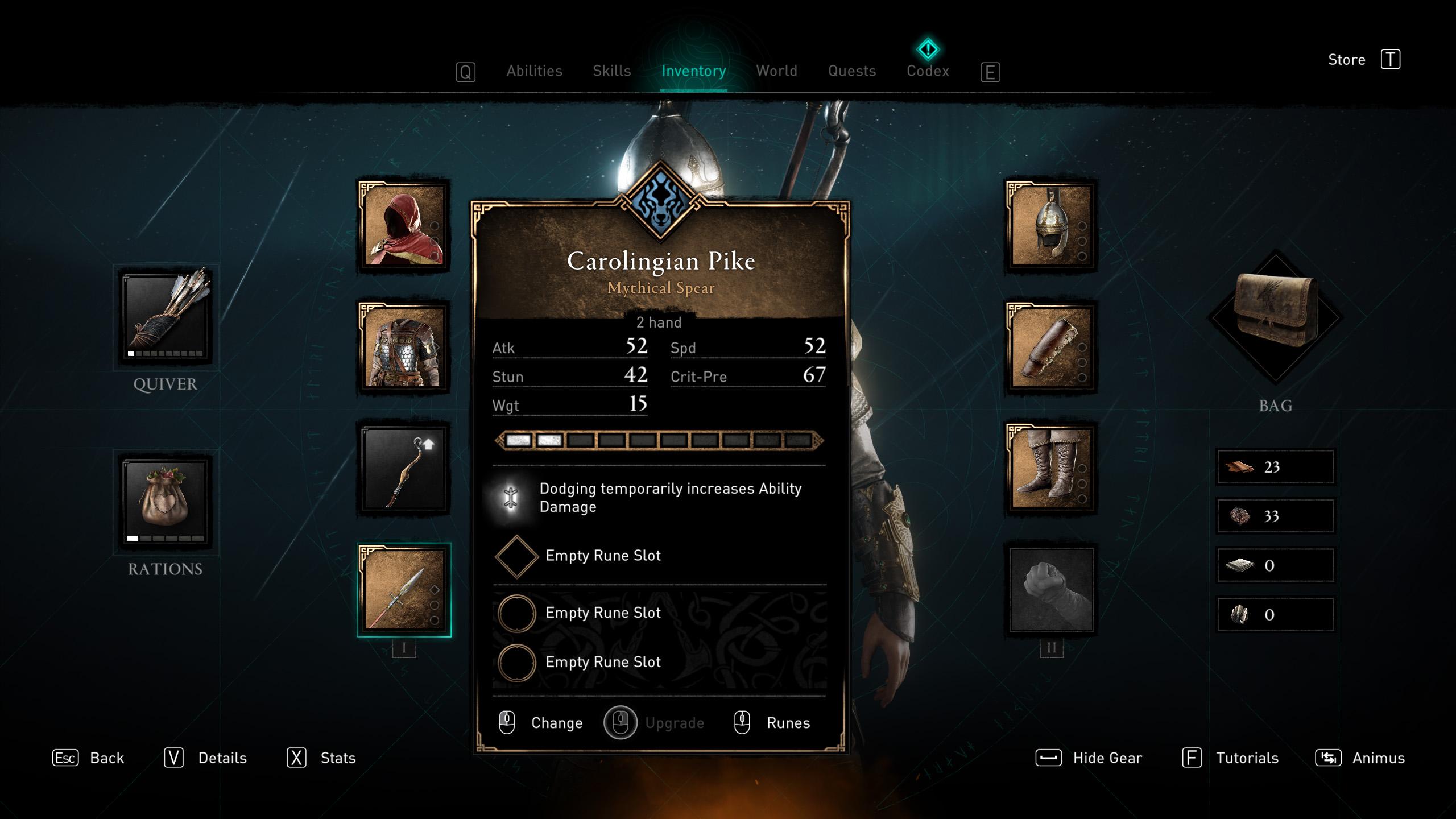 how to get Carolingian Dynasty gear - Assassin's Creed Valhalla