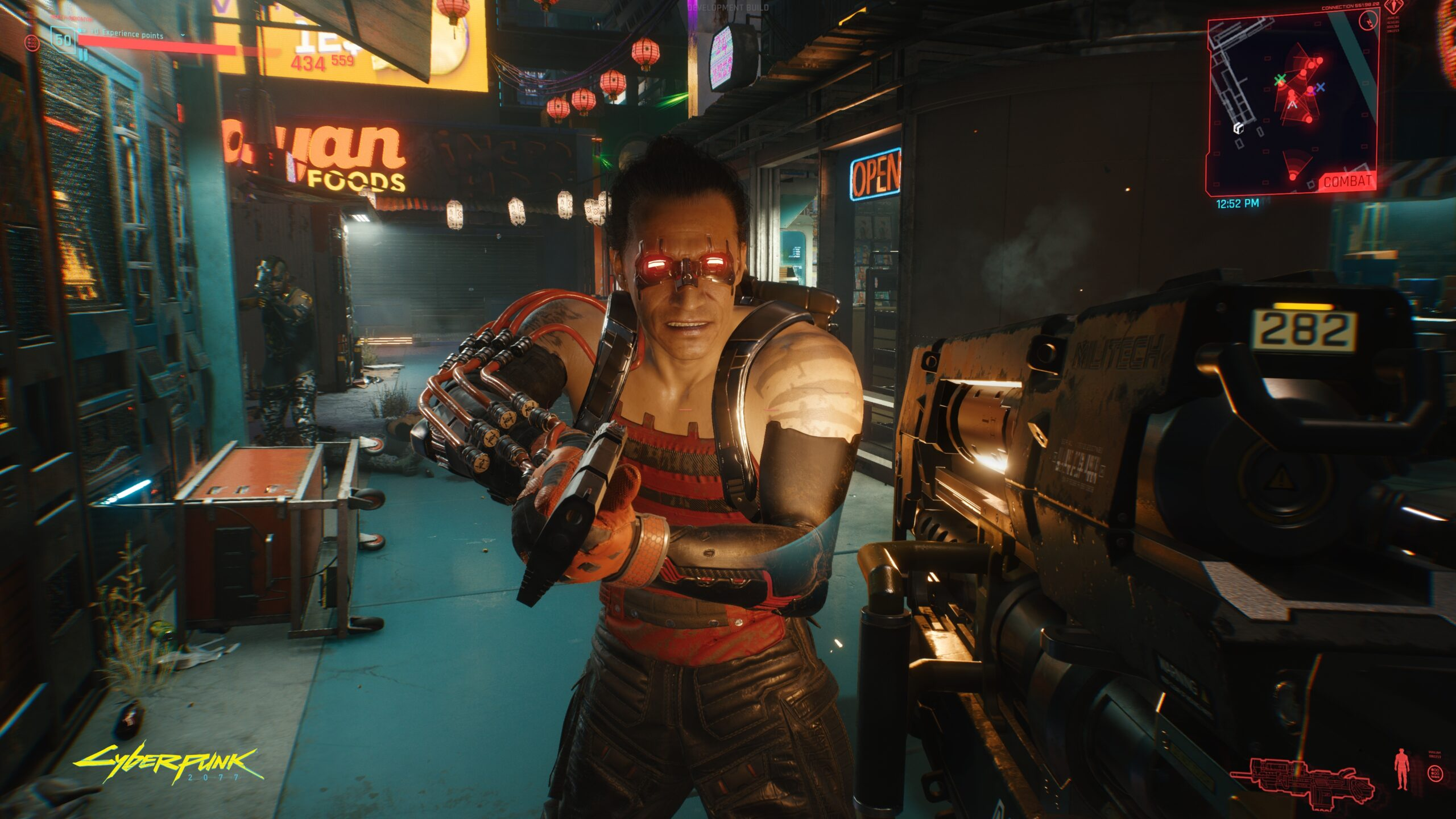 can you play cyberpunk 2077 in third person