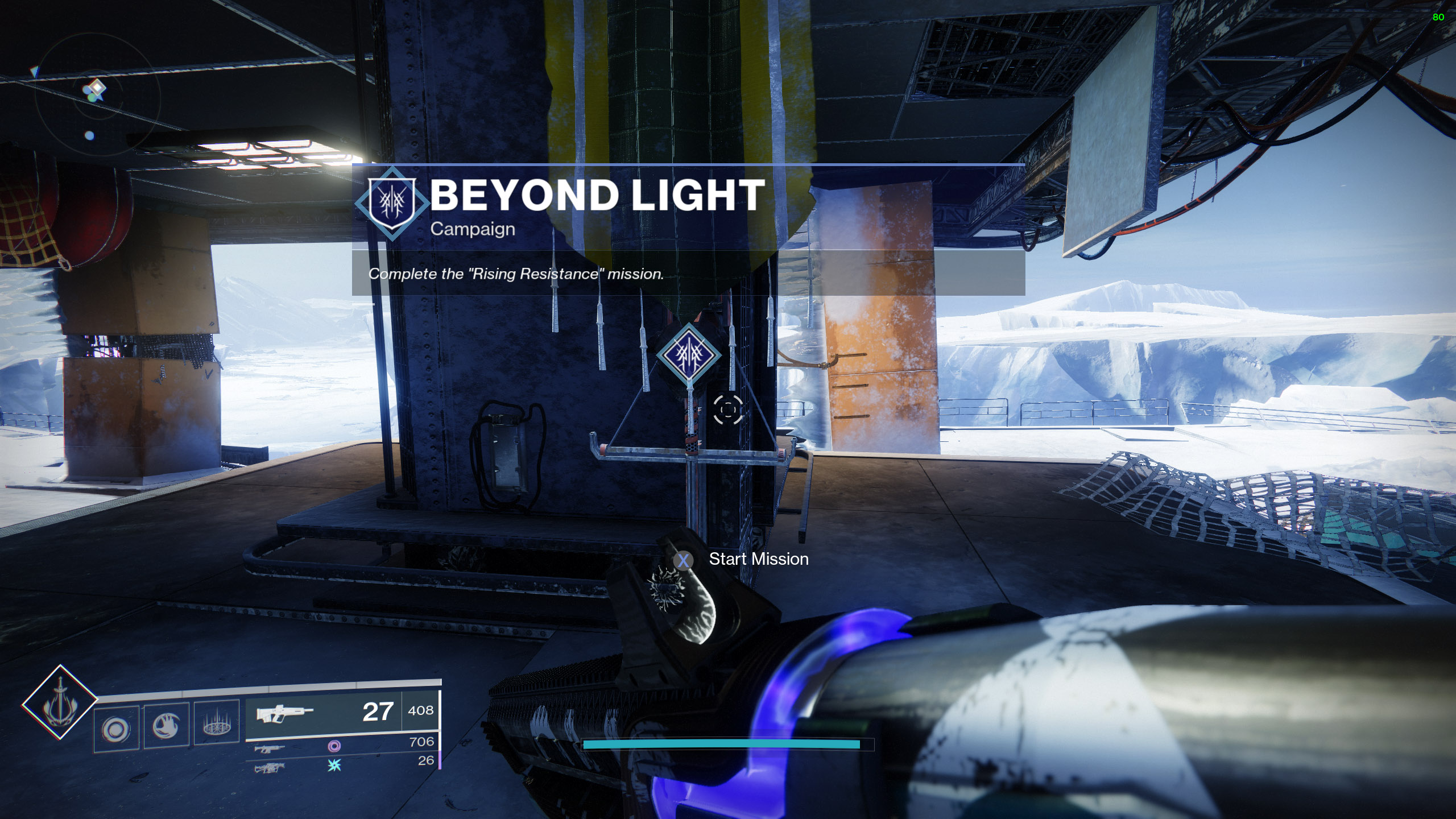 destiny 2 beyond light rising resistance