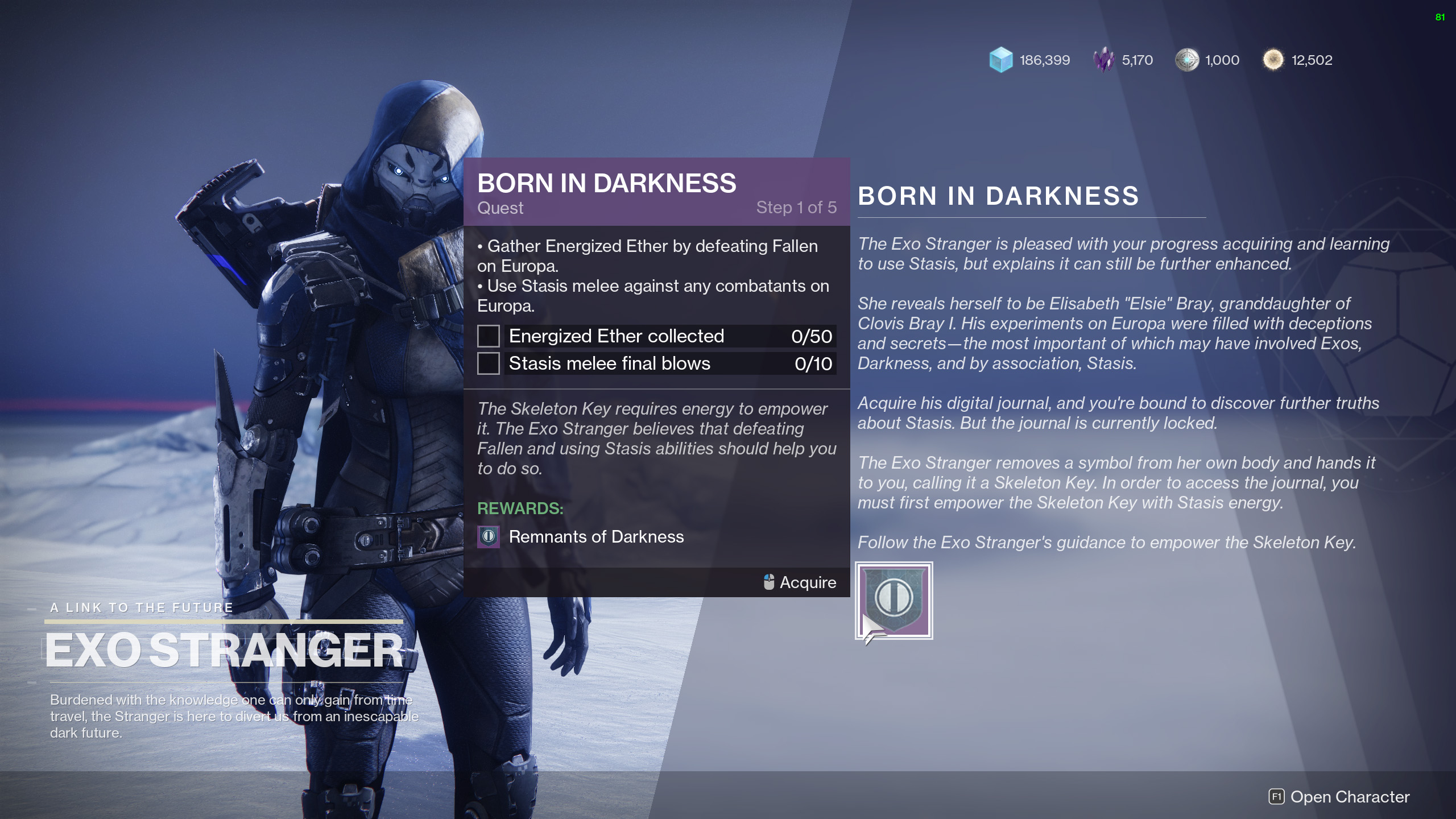 destiny 2 born in darkness part 1