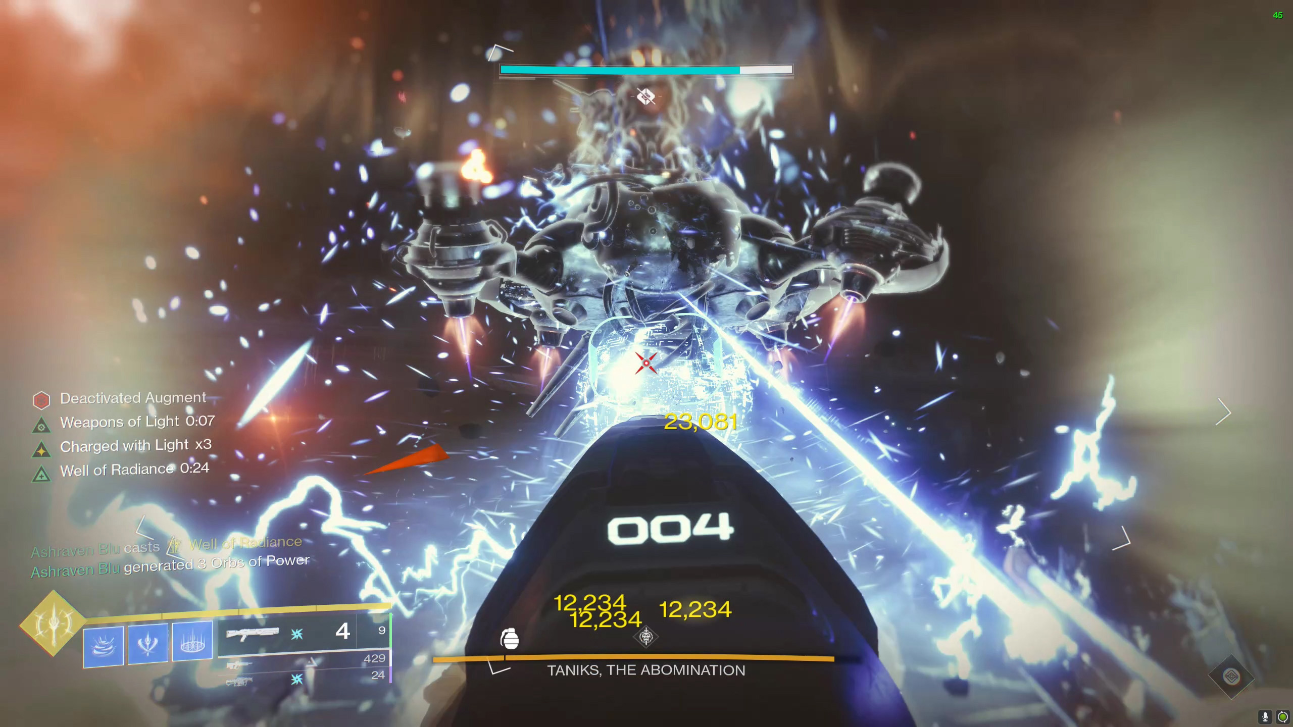 destiny 2 deep stone crypt taniks the abomination damage phase tips