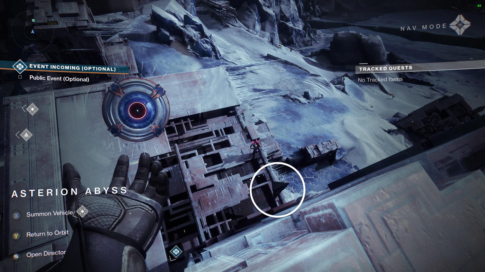 destiny 2 aspect of control quest